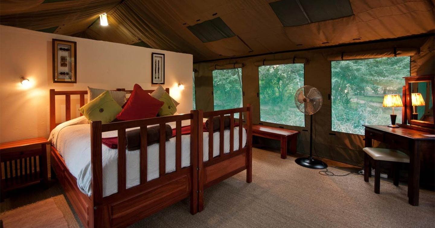 Chobe accommodation Elephant Valley Lodge