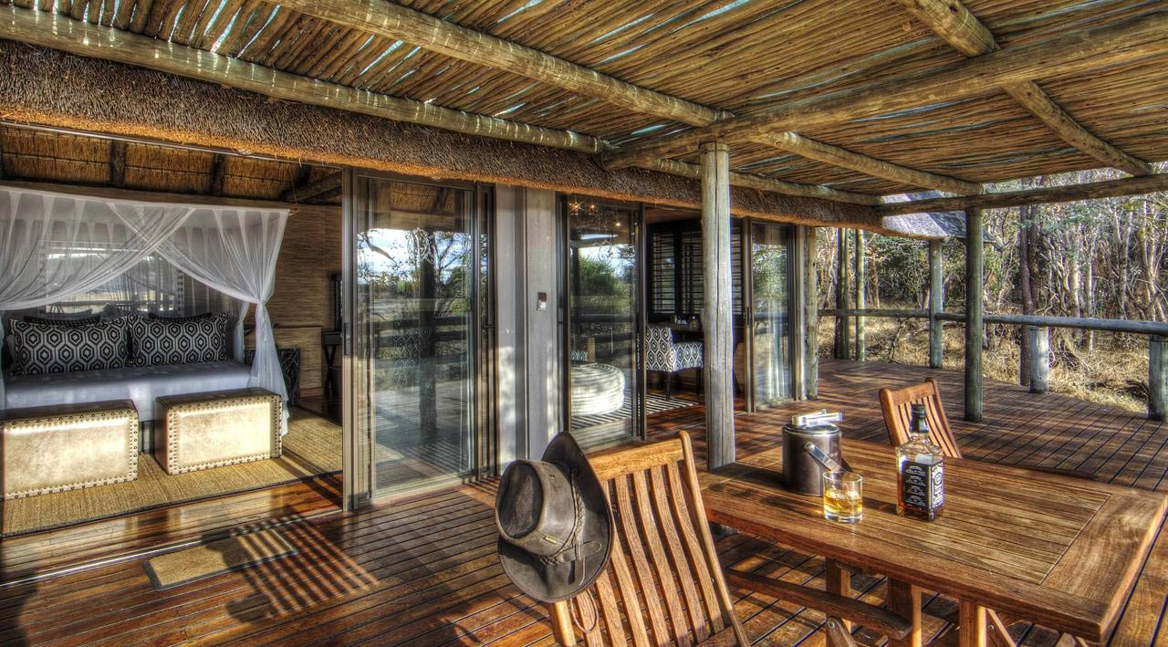 Chobe accommodation: Savute Safari Lodge