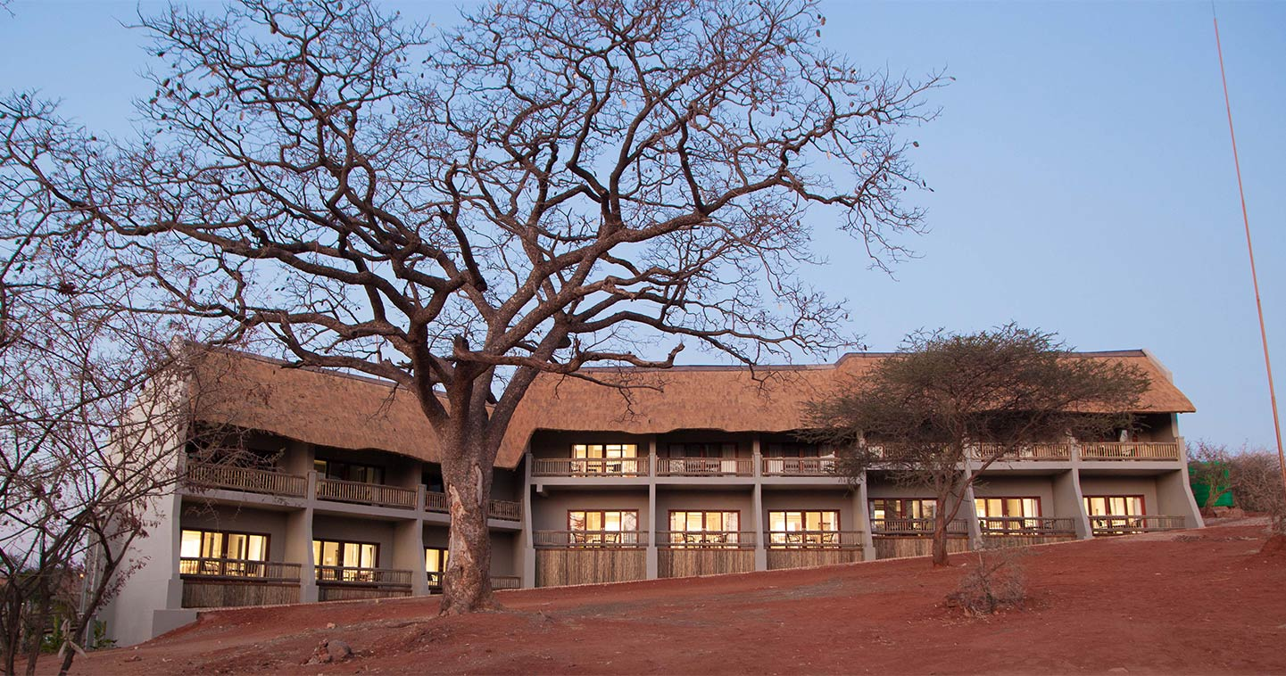 Chobe Bush Lodge Kasane accommodation