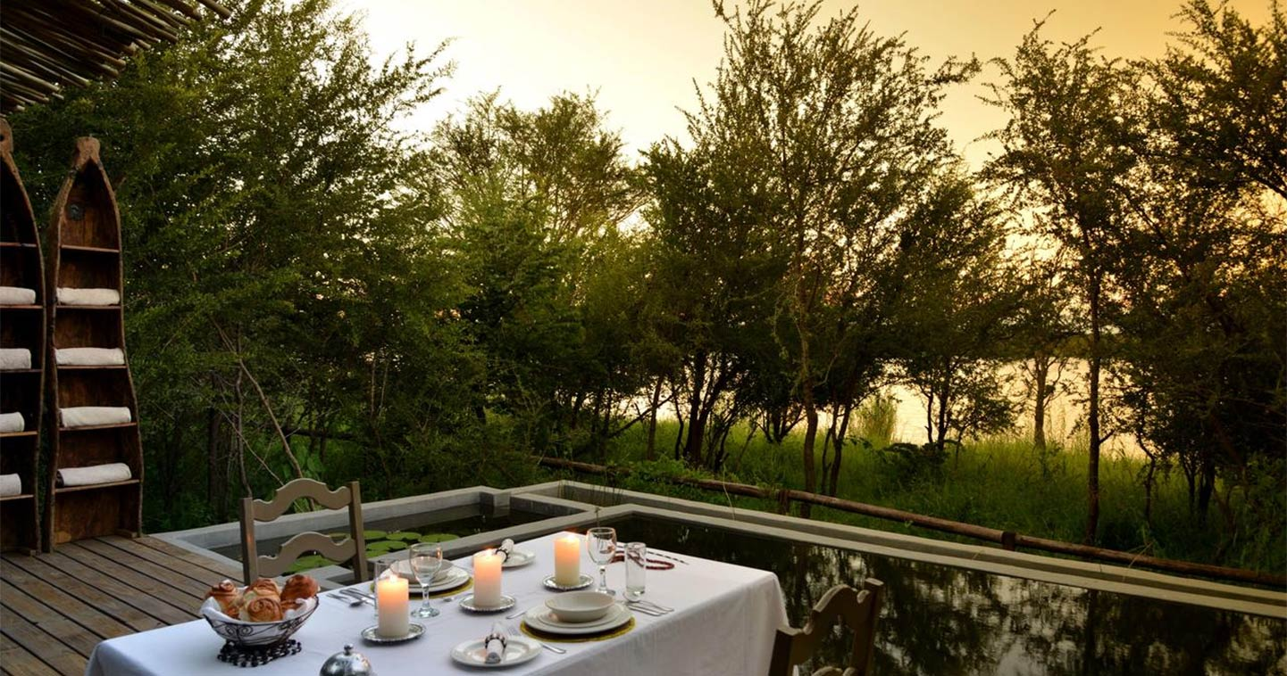 Chobe National Park - Kasane Lodge Bakwena