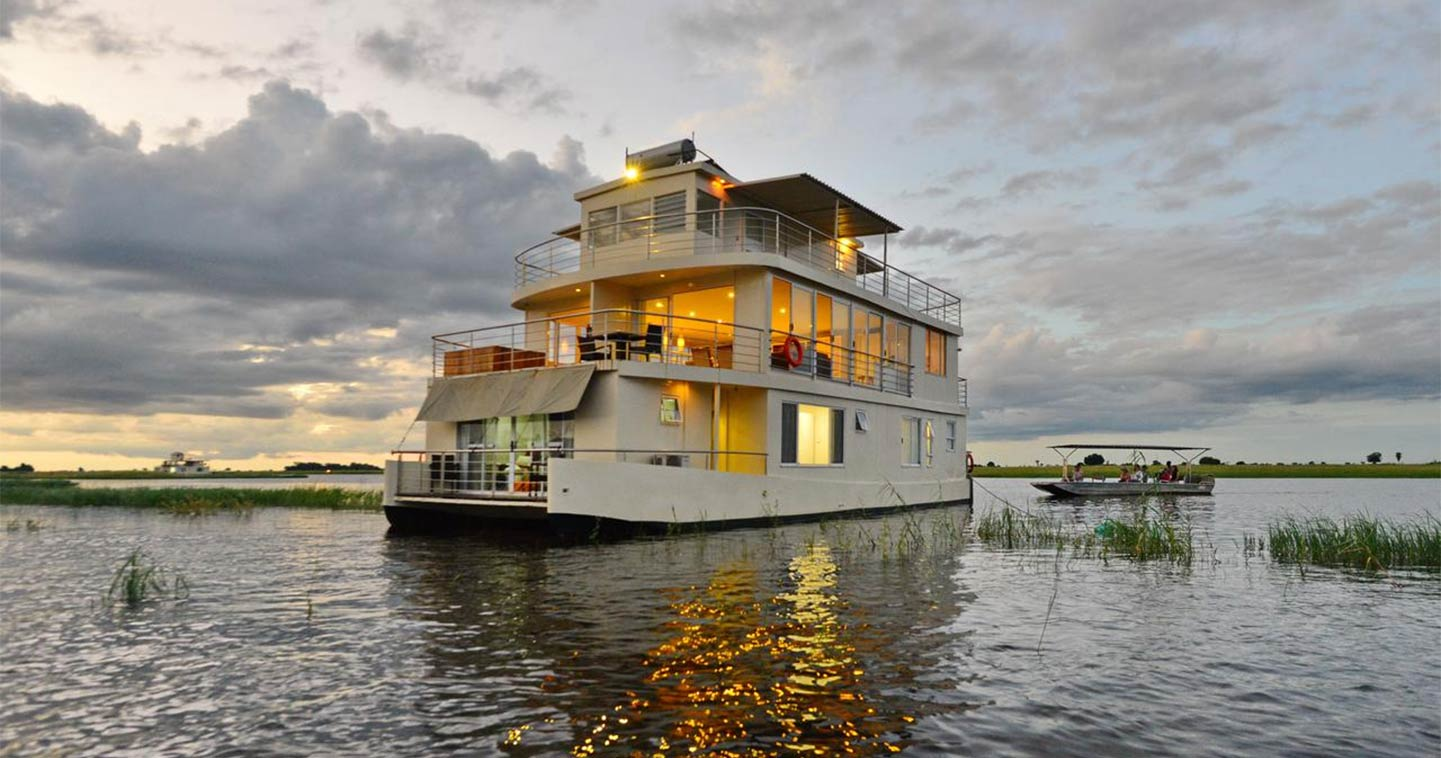 Chobe Princess river cruise