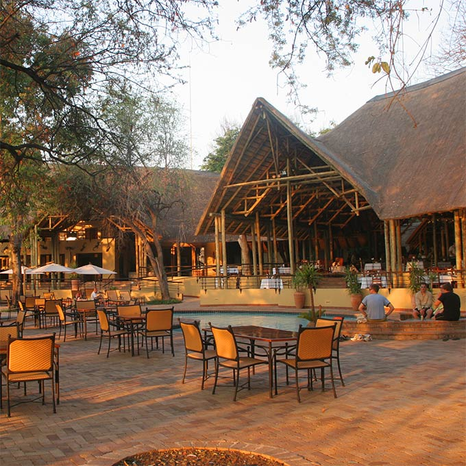 View Chobe Safari Lodge information