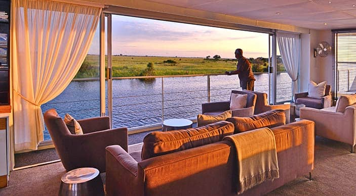 Chobe Princess and Zambezi Queen special offer- Chobe National Park