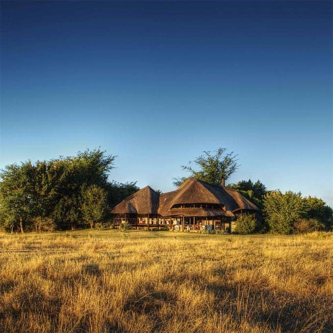 View Chobe Savanna Lodge in Namibia near Chobe National Park