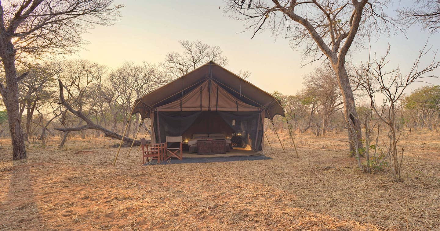 Sleep over in Chobe Under Canvas for the Ultimate Safari Experience in Chobe National Park
