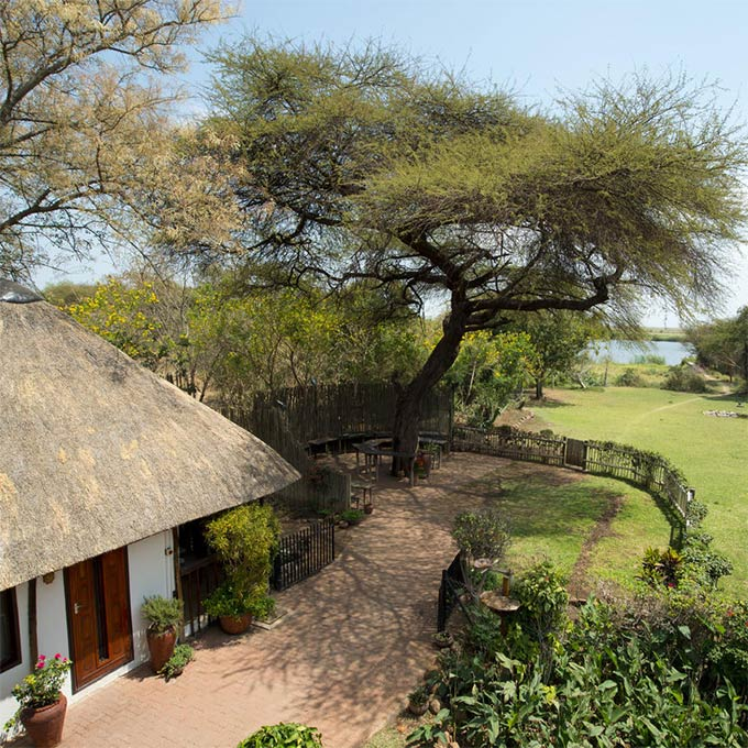 View Garden Lodge in Kasane, Botswana