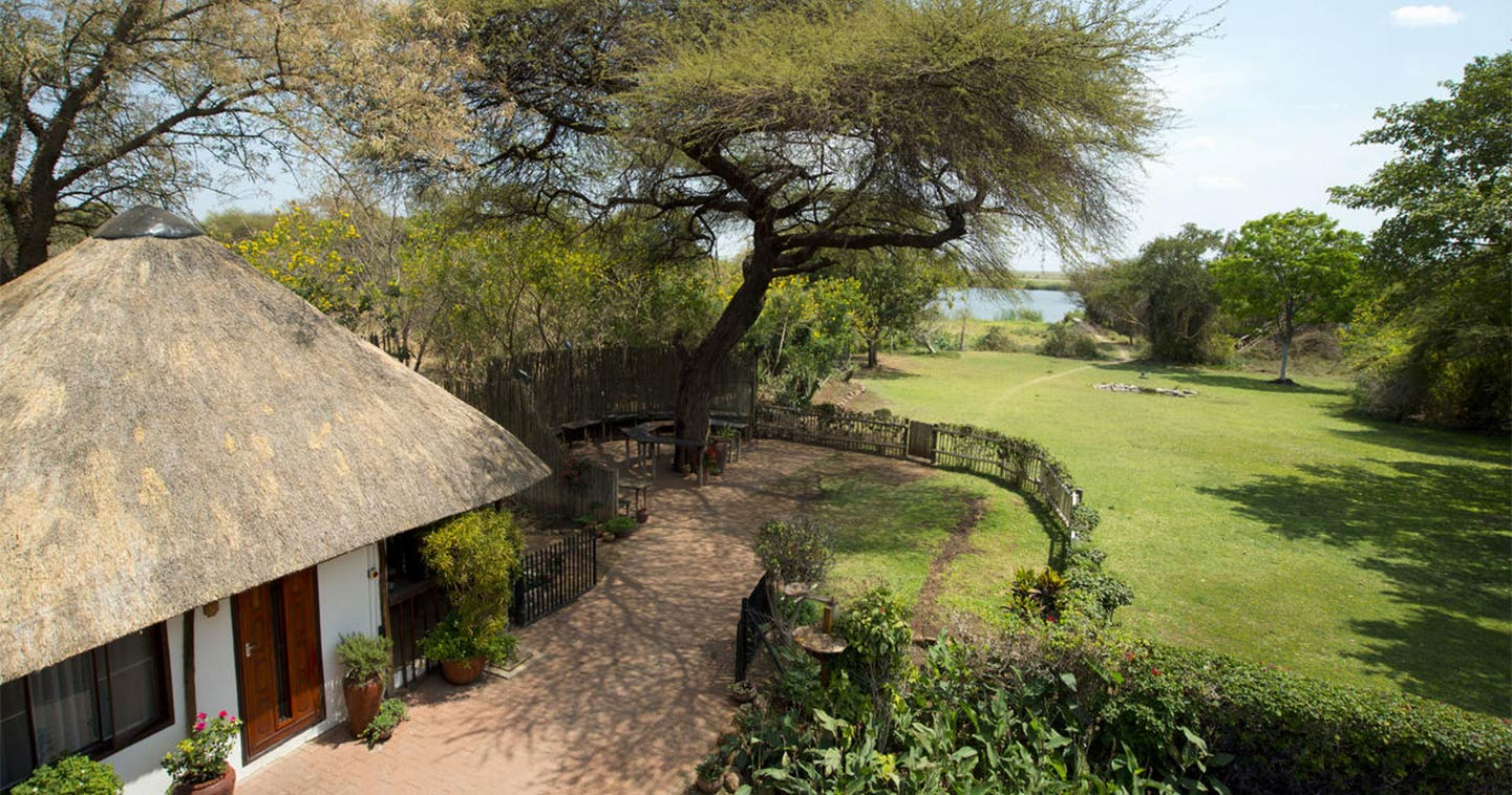 Kasane near Chobe Garden Lodge