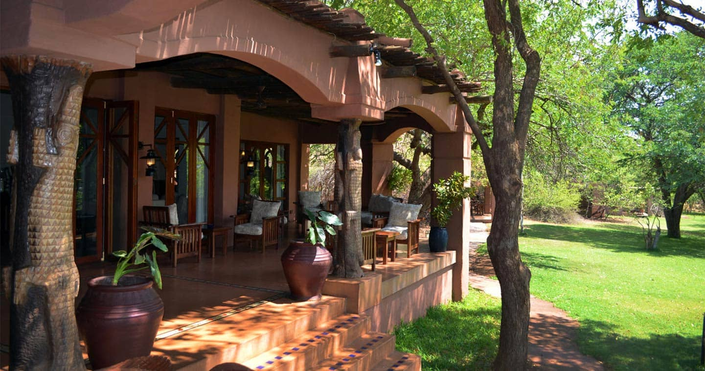 Luxury Chobe National Park Safari at Sanctuary Chobe Chilwero