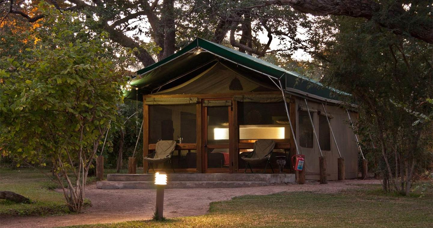 Luxury lodge Elephant Valley Lodge