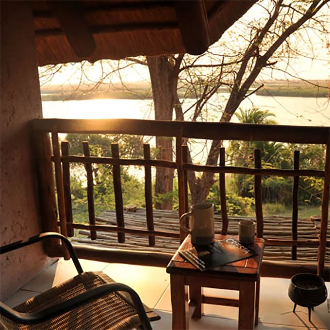 View Savute Safari Lodge information, Chobe National Park in Botswana