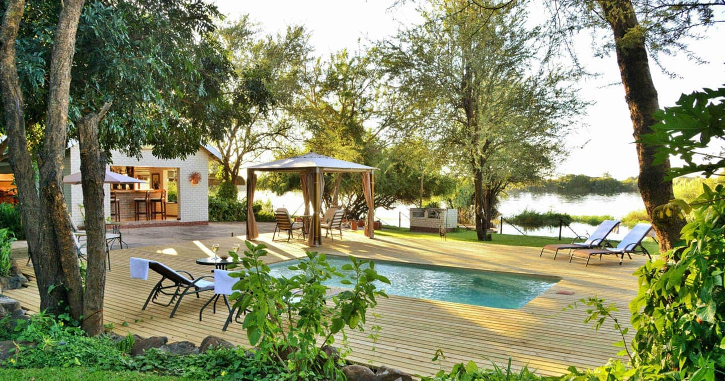 River View Lodge in Kasane near Chobe National Park