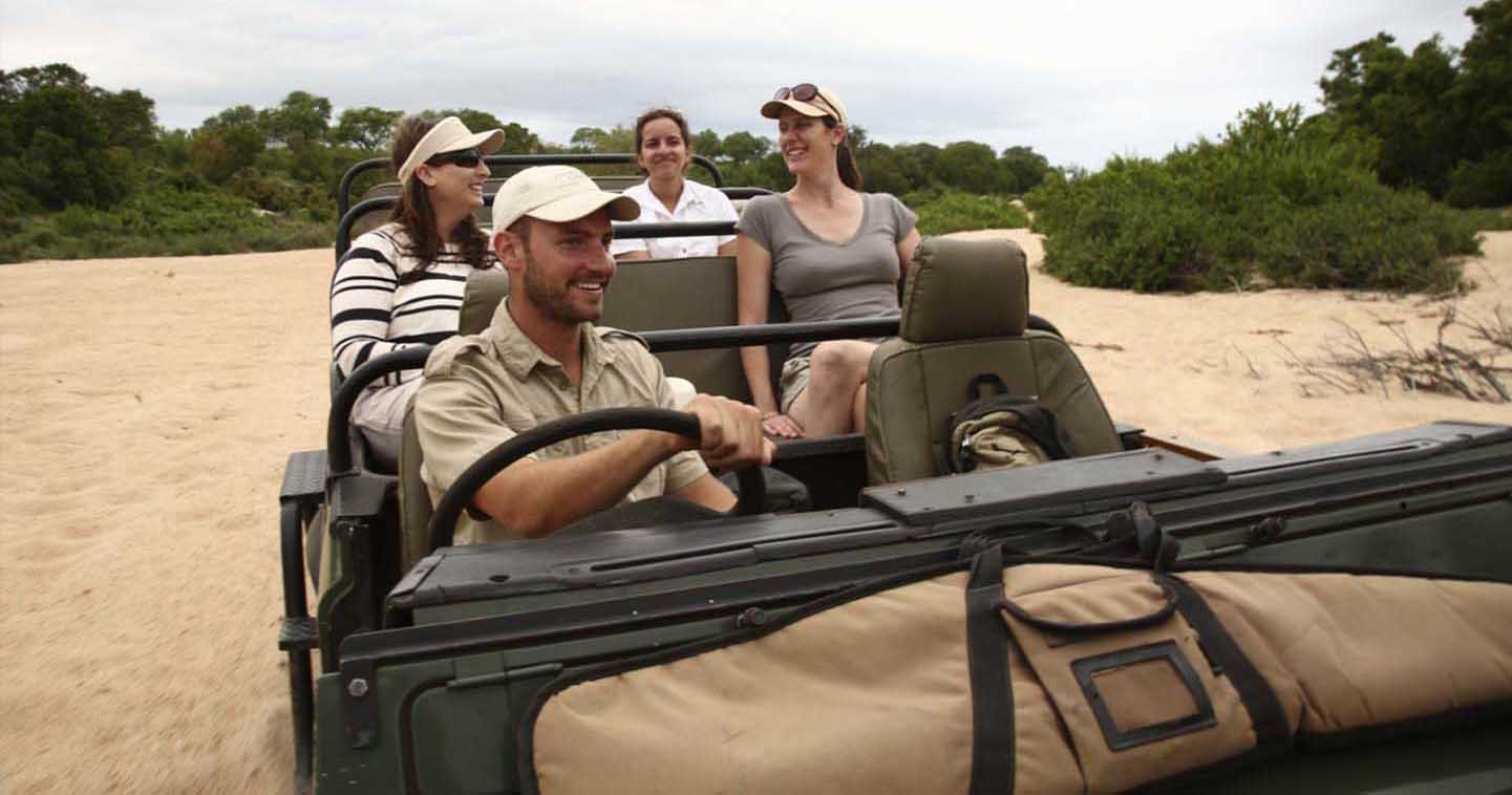 Road transfers from any airport to your Chobe lodge
