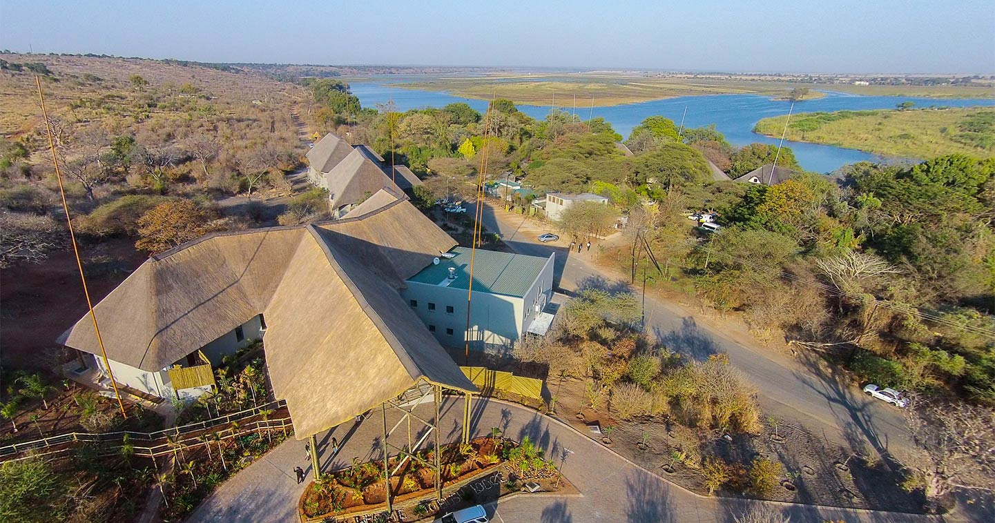 Safari accommodation Chobe Bush Lodge