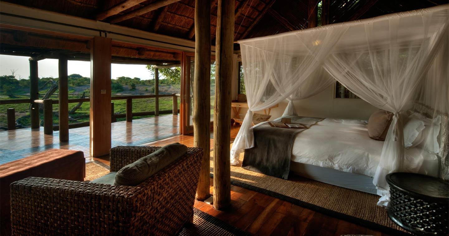 Savute Safari Lodge luxury accommodation
