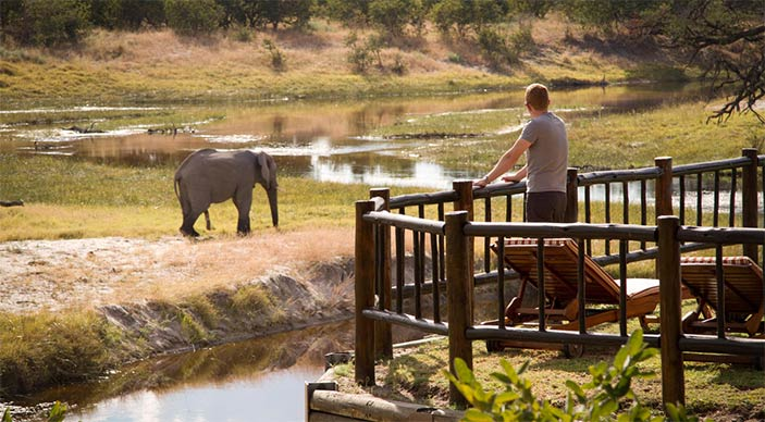 Special offer Chobe safari at Belmond Savute Elephant Lodge